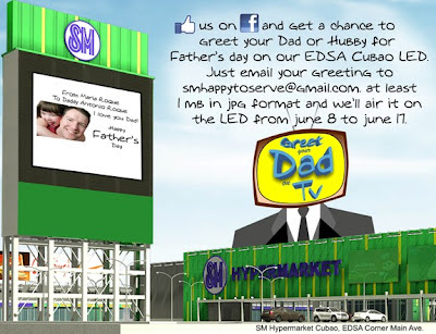 Father's Day @ SM Hypermarket