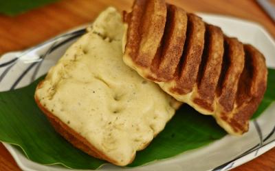 Resep Kue Pancong Kelapa Parut Tradisional Betawi
