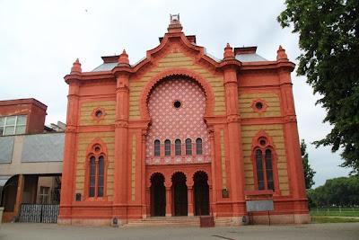 Синагога в Ужгороді