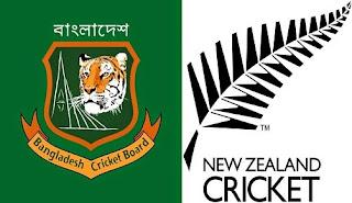 bangladesh vs new zealand head to head in odi