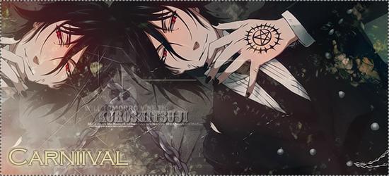 رمزيات أنمي Kuroshitsuji سلسلة رمزيات