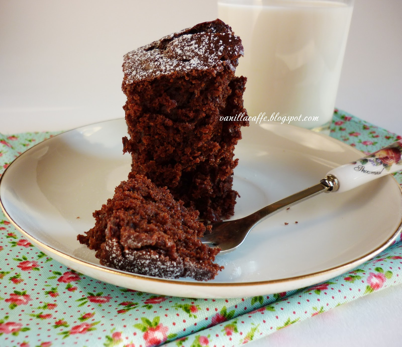 Рецепт вкусного влажного кекса