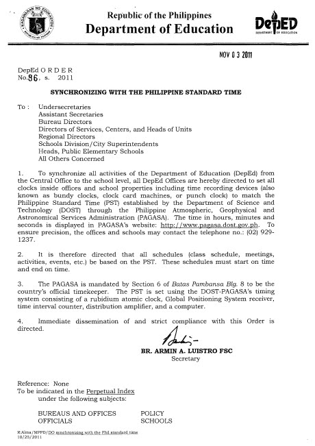 Letter Requesting
