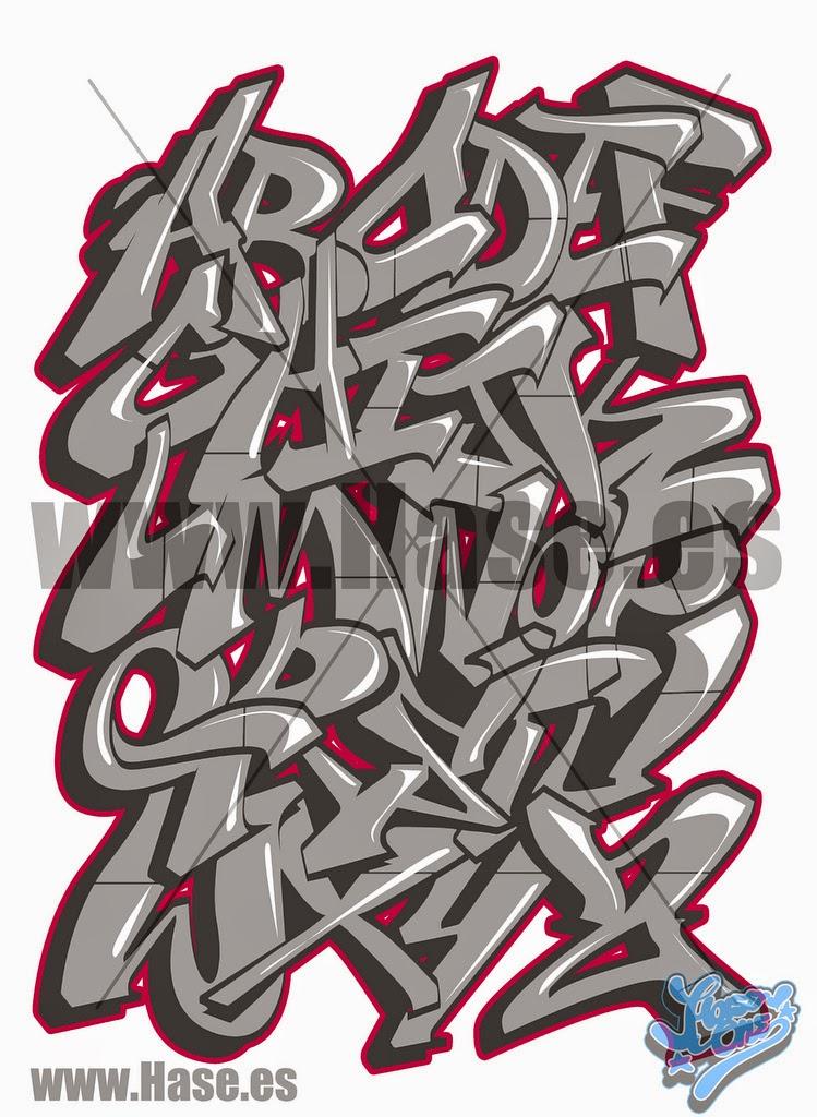 Graffiti creator styles letras de graffiti chidas - Grafiti alpabet ...