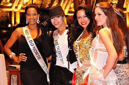 Miss Mundo Brasil World Brazil 2011 Talent Competition
