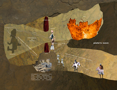 σπηλιά του ΠΛΑΤΩΝΑ
