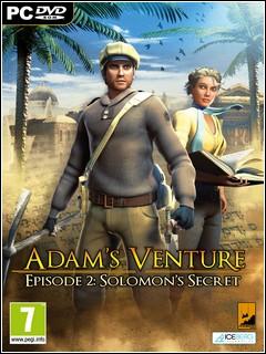 Download Adams Venture 2 Solomons Secret Pc Game