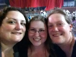 Jamie, Beth and Felicia
