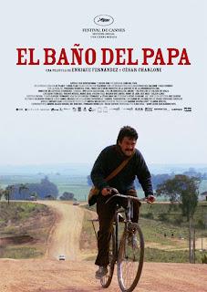 El Bano del Papa (2007) online y gratis