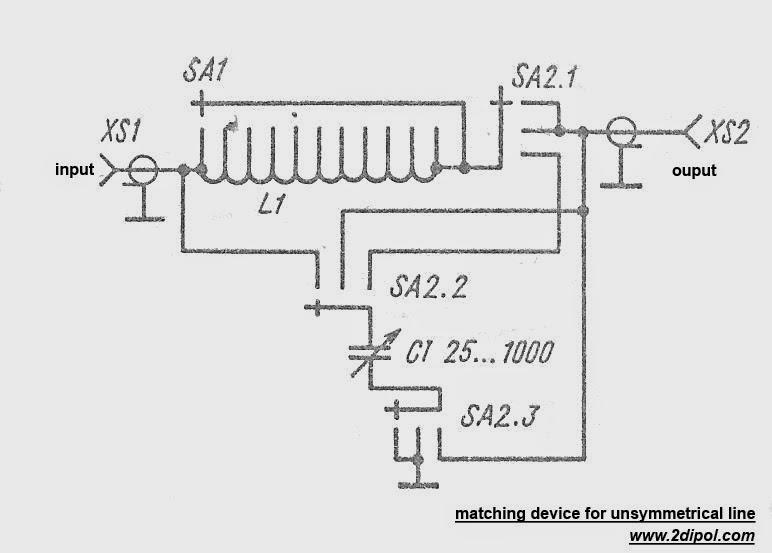 universal matching device