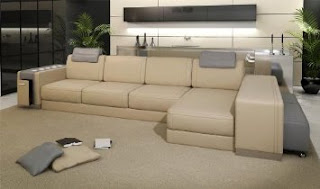 Click here For More Info Ashley Modern Leather Sectional Sofa