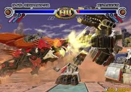 Zoids Struggle PS2