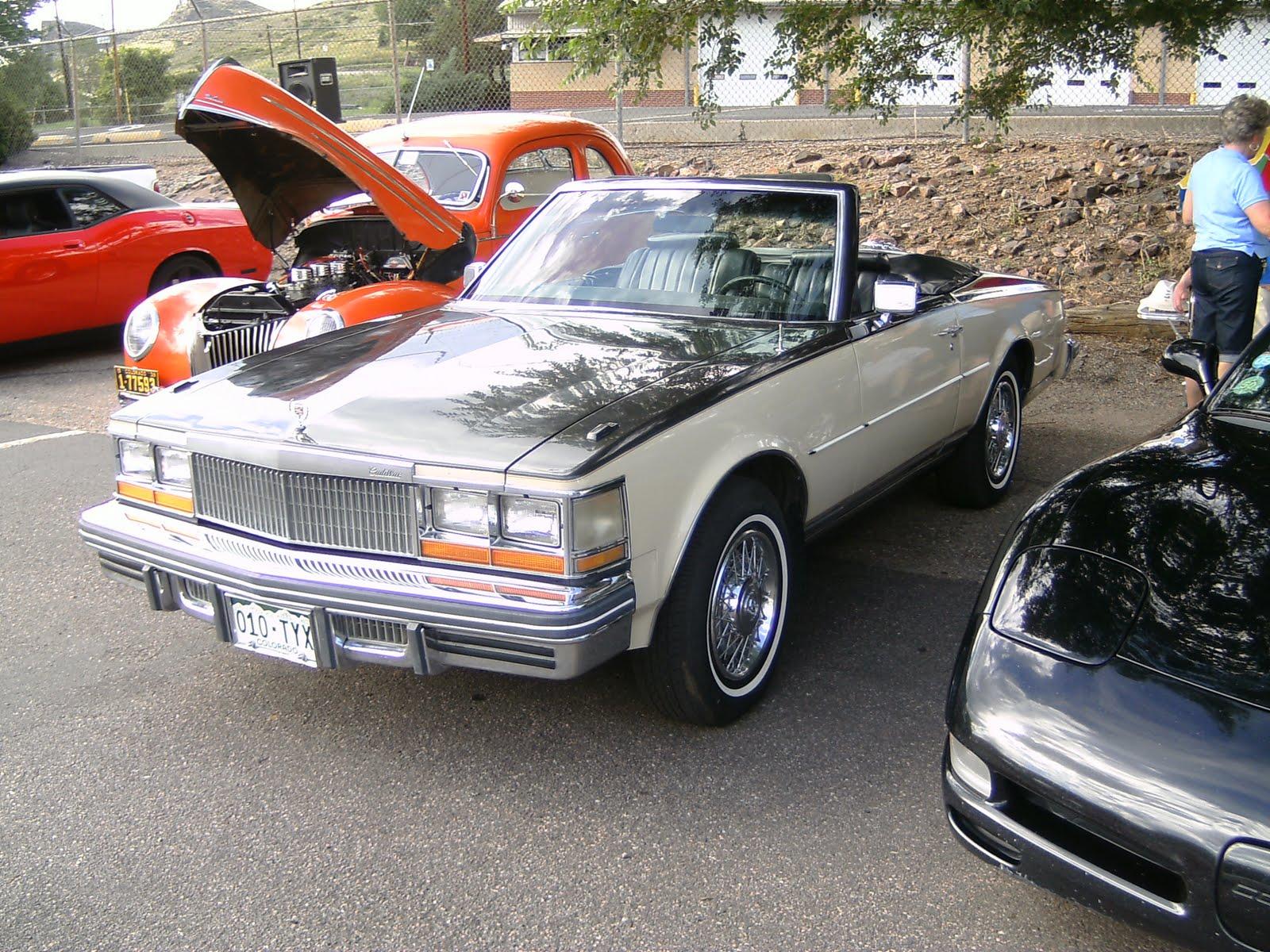 Cadillac Vinyl Tops