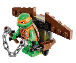 TMNT LEGO sets Spring 2014