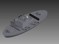 Resolute class Battleship
