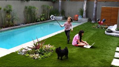 ukuran kolam renang rumah minimalis untuk anak