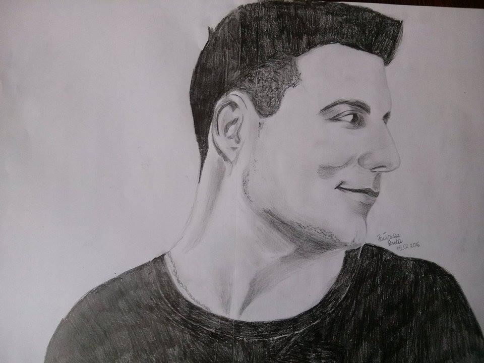 portret - Adrian ^^