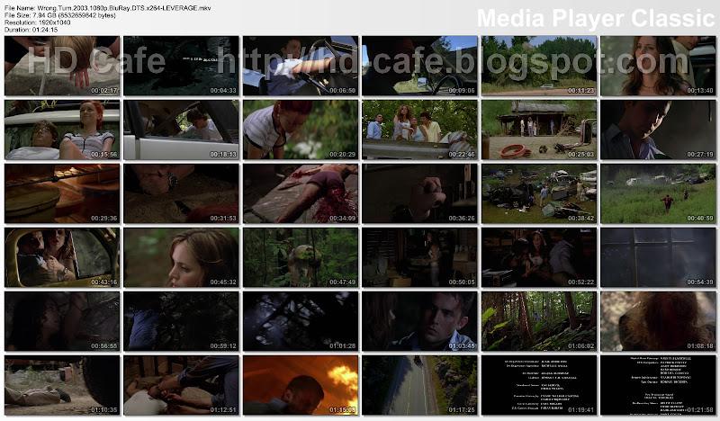 Wrong Turn 2003 video thumbnails