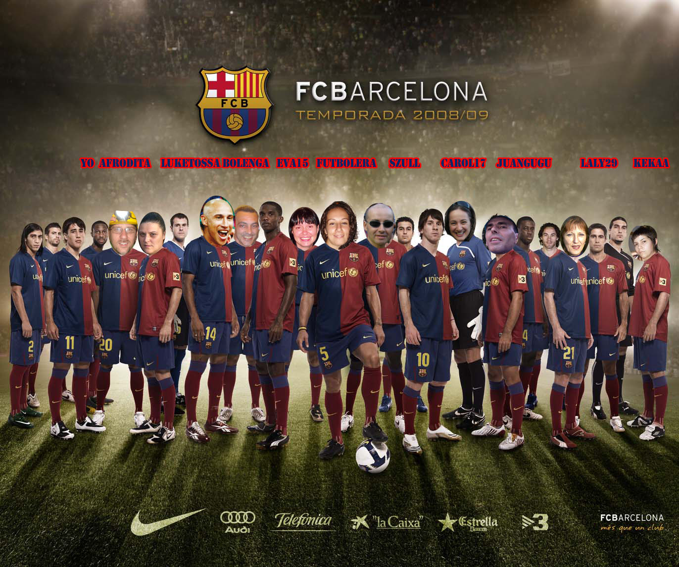 Imágenes chistosas de messi cr7 Fútbol Taringa!