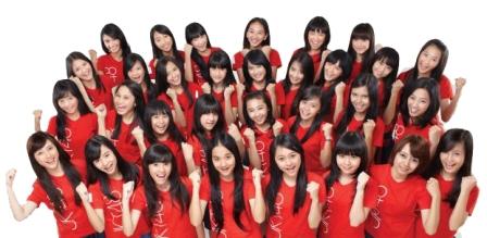 JKT48 - Penyanyi Paling Populer di Indonesia
