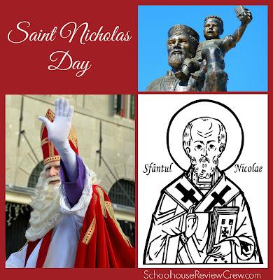 Are You Ready for Saint Nicholas Day? on Homeschool Coffee Break @ kympossibleblog.blogspot.com #StNicholasDay #Christmas