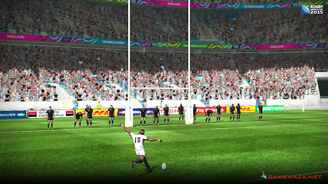 Rugby World Cup 2015 Gameplay Screenshot 1
