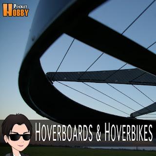 Pocket Hobby - www.pockethobby.com - Hobby News - Hoverboads & Hoverbikes