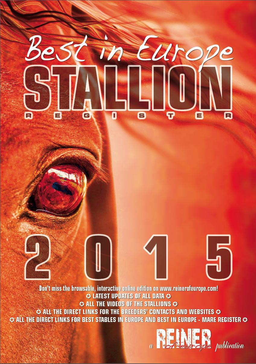 ANNUARIO STALLONI 2015
