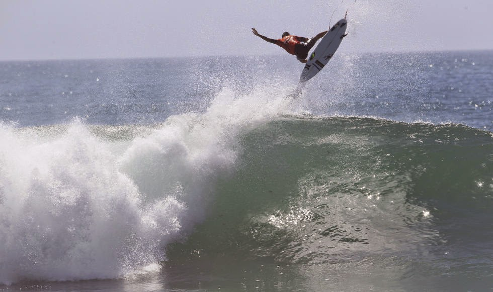 Hurley Pro Trestles 2014 Filipe Toledo Foto ASP