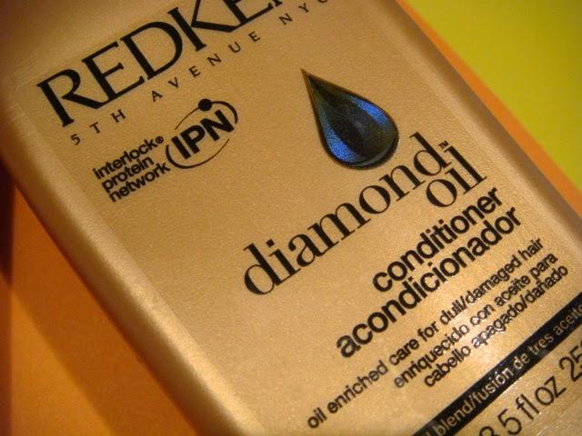 Acondicionador Diamond Oil de Redken