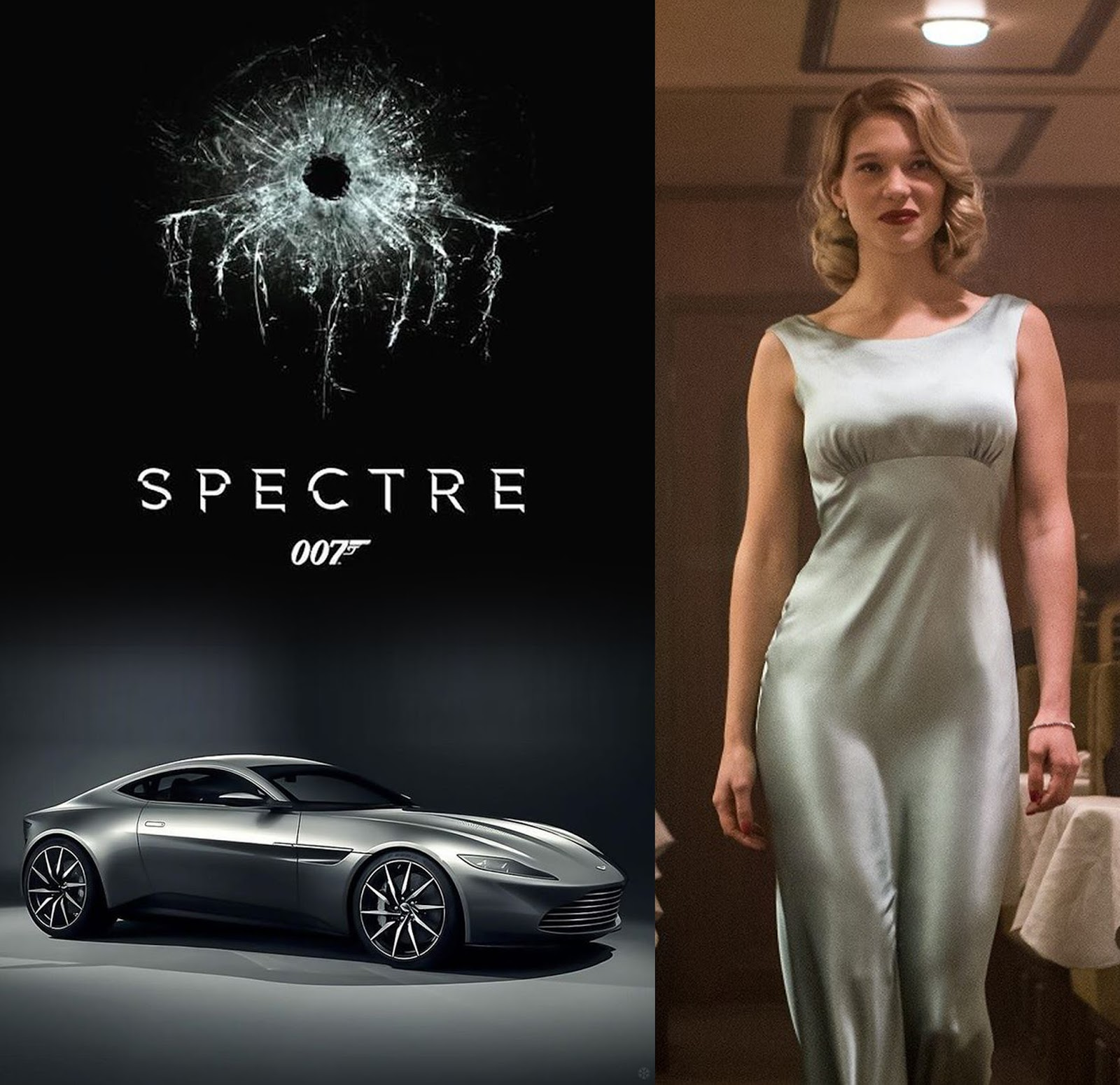 The Fine Art Diner Spectre Newest James Bond Quot Day Of The