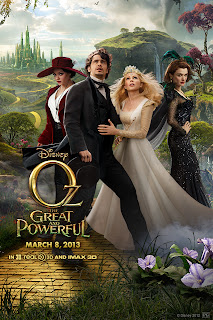 Oz the Great and Powerful iPhone wallpapers 003