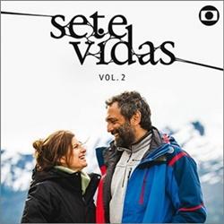 Capa CD Trilha Sonora Sete Vidas Vol. 2 Torrent