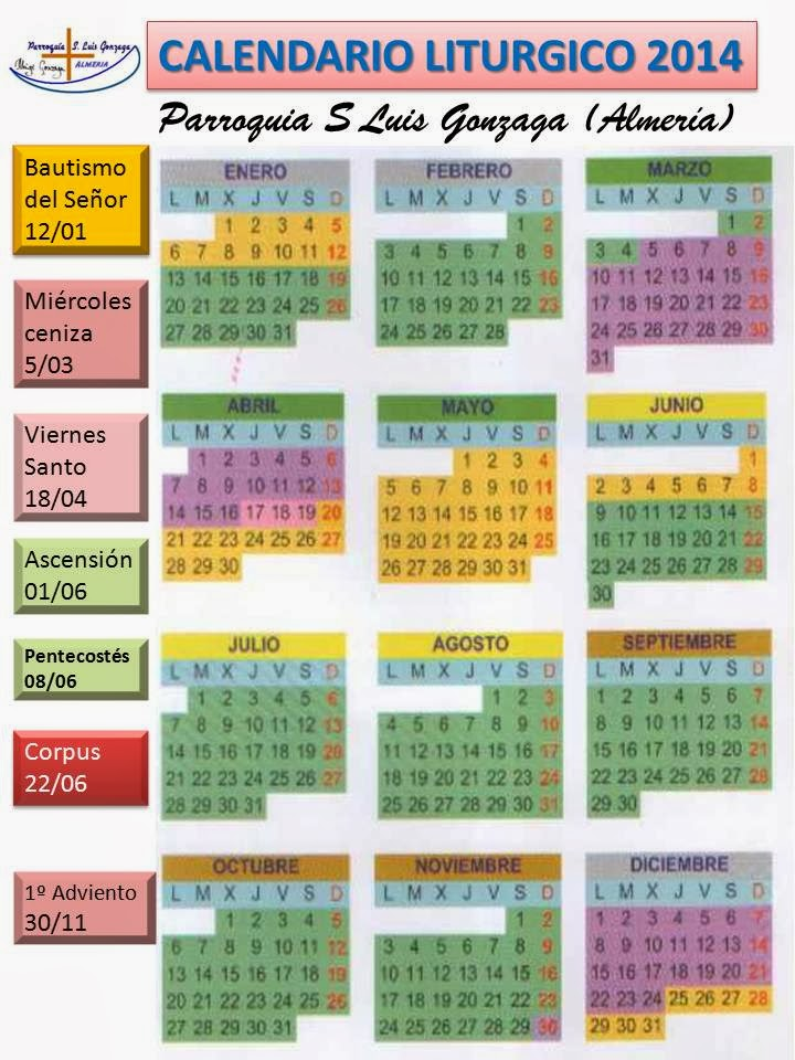 """... Results for """"Calendario De Nombres Santos 2015"""" – Calendar 2015"""