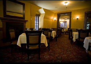 The ghostly image of Joseph Forepaugh has been seen strolling through the dining areas of his former home which is now known as Forepaugh's Restaurant