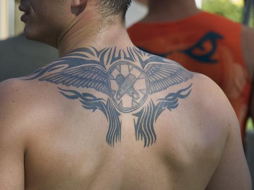 Wings Tattoos For Men