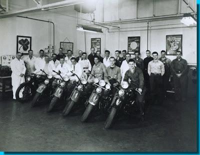 Harley Davidson Mechanic School-4
