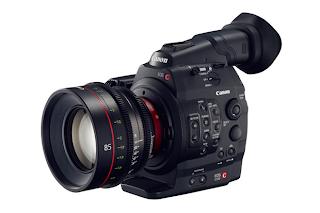 Canon EOS-1D C, Digital Camera