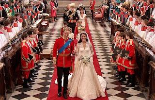 2 Mais detalhes do Casamento Real...!