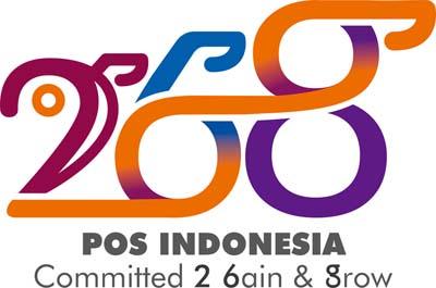 HUT PT. POS INDONESIA KE 268 TAHUN
