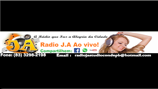Radio J.A Ao vivo no You Tube
