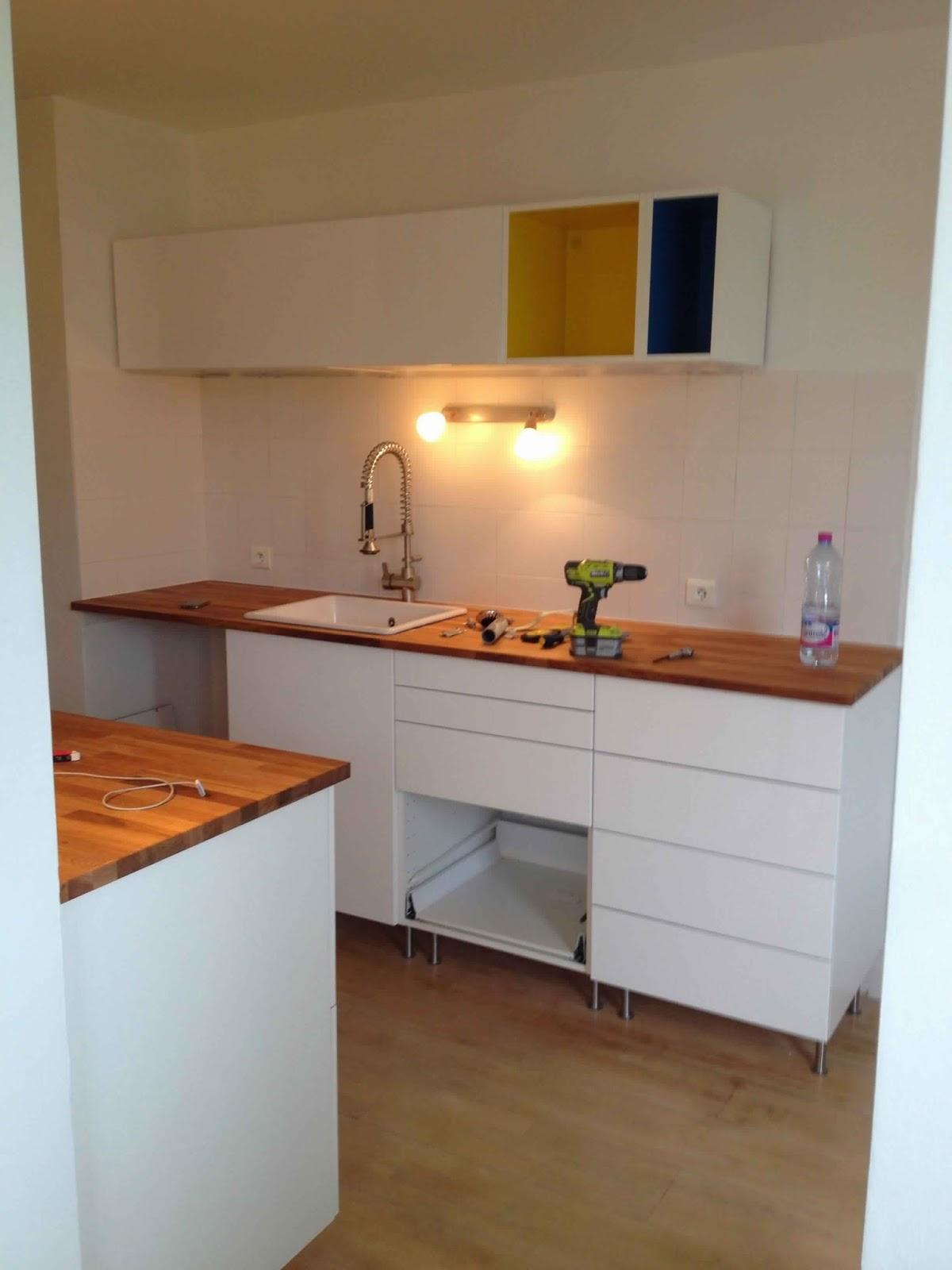 Meubles de cuisine pas chers last meubles demi armoire for Meuble armoire cuisine
