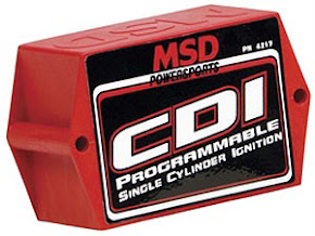 CDI MSD Programmable Untuk Single Cylinder