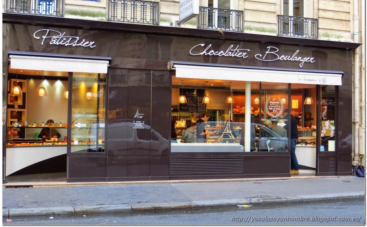 Pasteleria de Paris