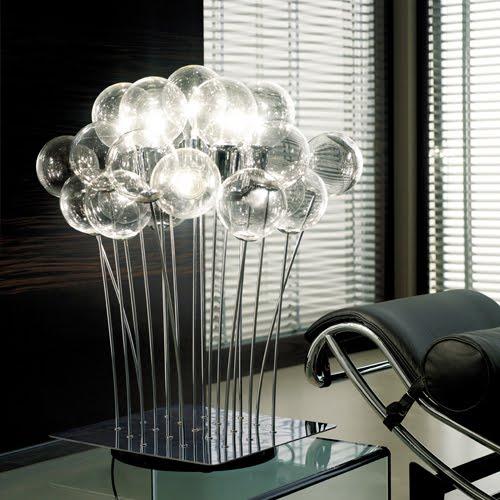September 2011 modern design by moderndesign sphere by marco agnoli modern italian design table lamp aloadofball Images