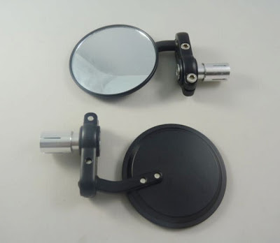 CRAZE Rear View Mirror for Cafe Racer