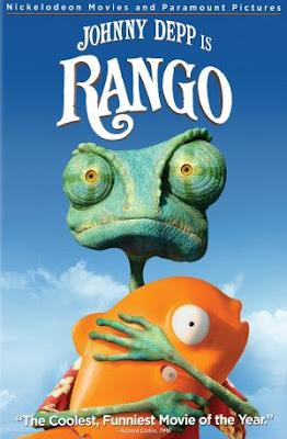 Filme Poster Rango DVDRip XviD & RMVB Legendado