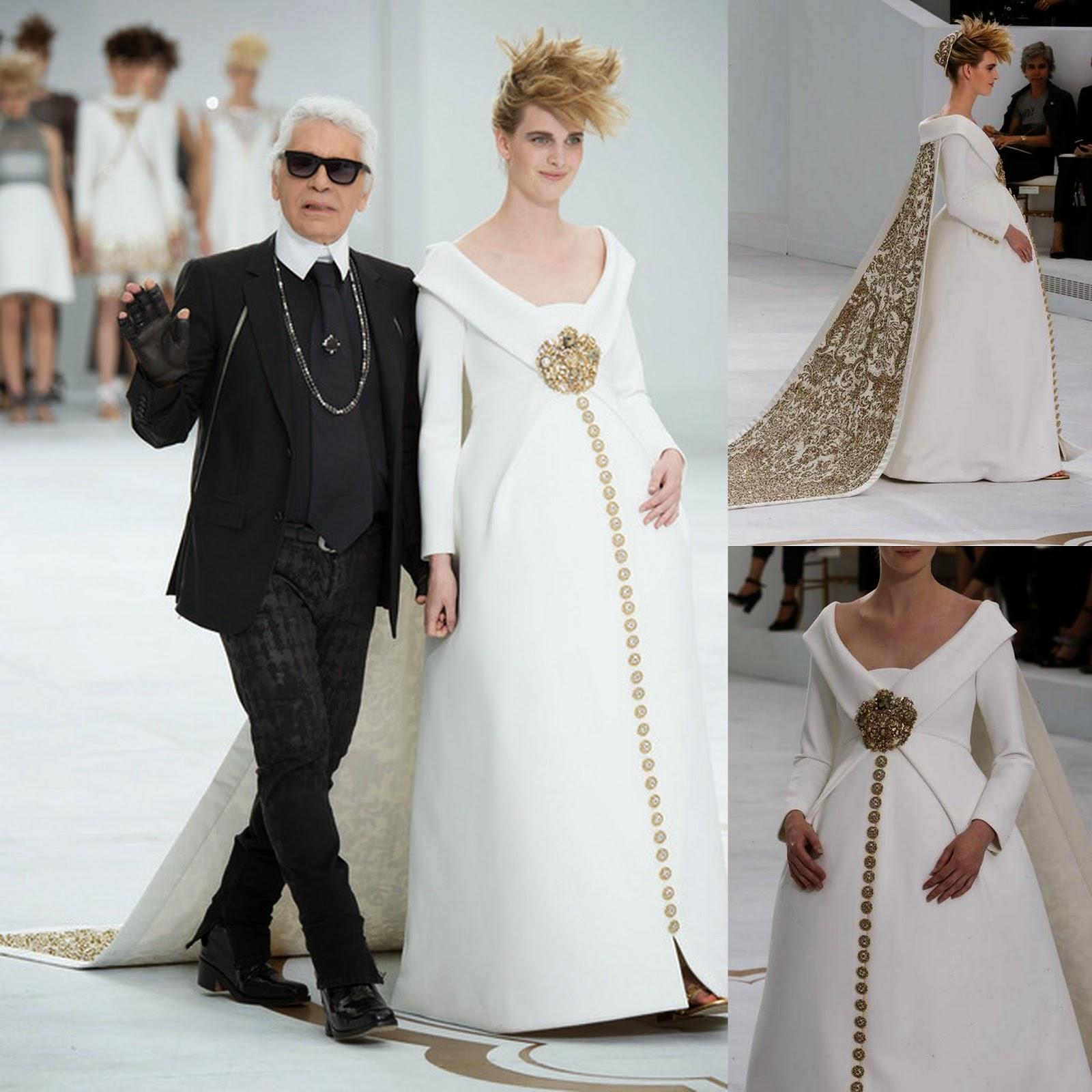 Lagerfeld reinventa la Alta Costura de Chanel para la juventud   The ...