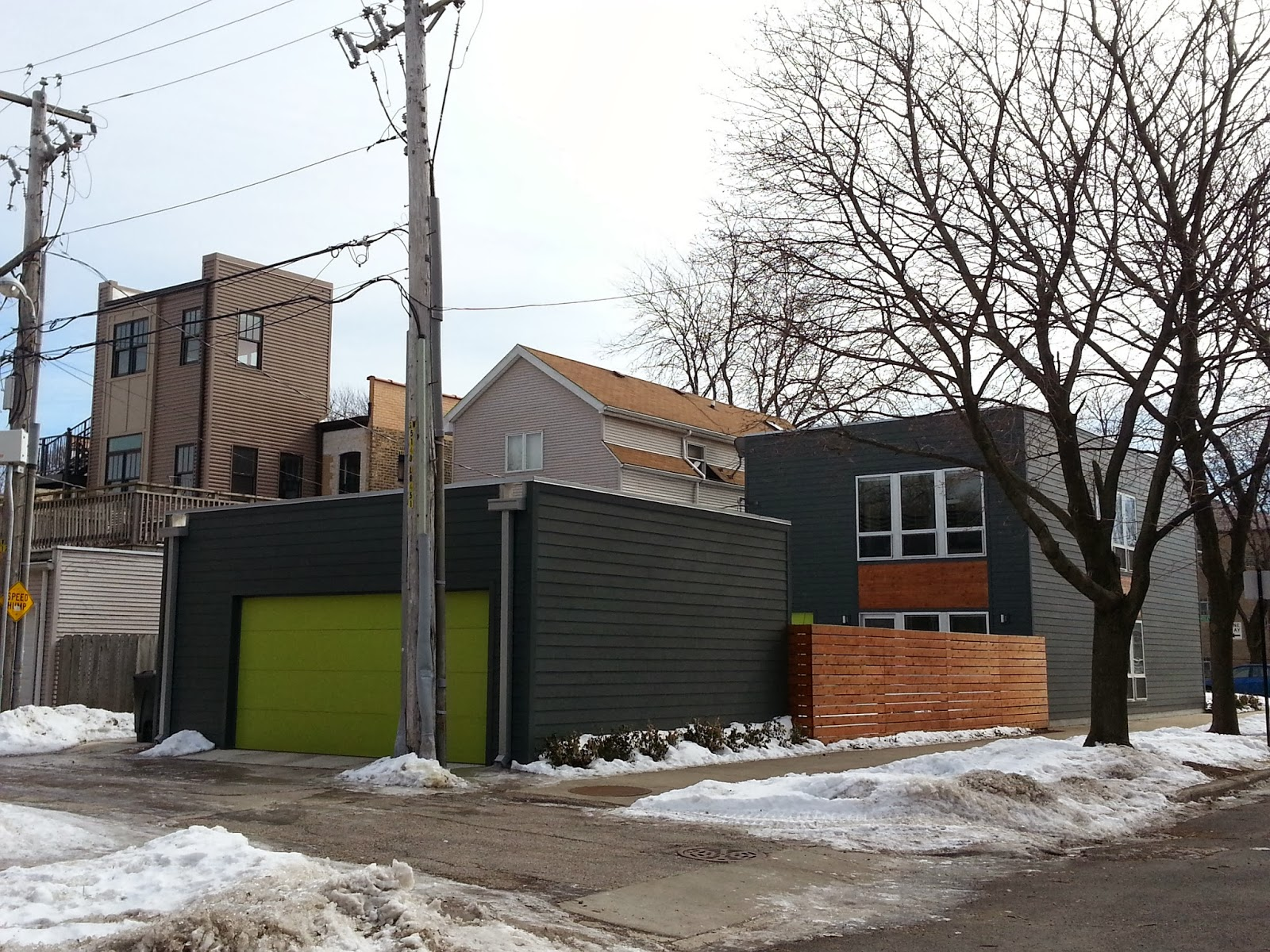the chicago real estate local modern surprises in west edgewater