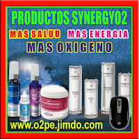 PRODUCTOS SYNERGYO2